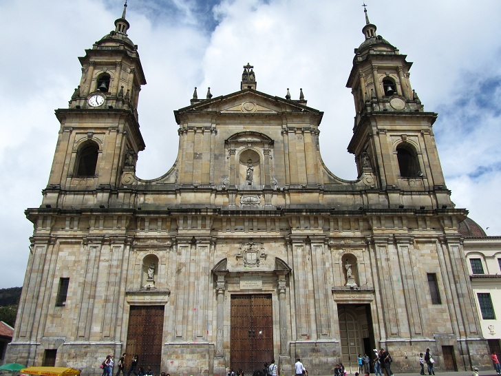 Church in Bogota